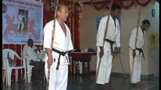 Hanshi, Oscar Masato Higa Okinawa Karate-do & Kobudo Seminars - Mumbai, India