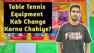 Racket Kab Change Karna Chahiye ?