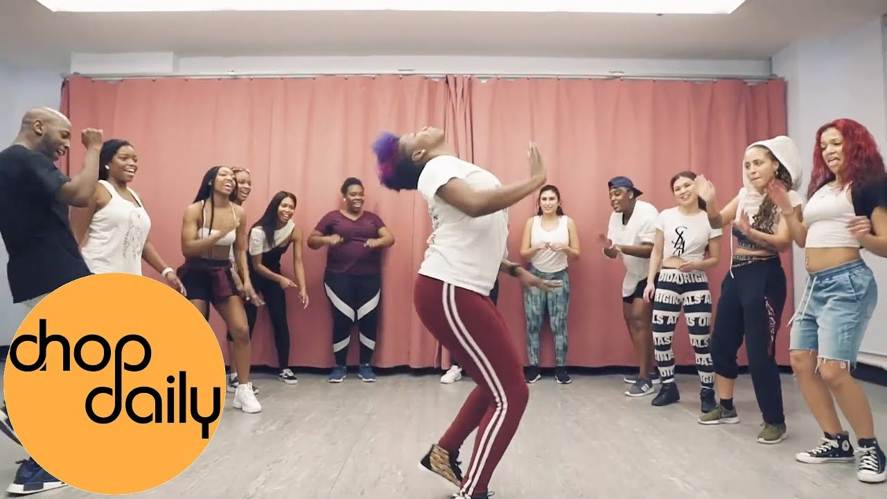 Nao - Drive and Disconnect (Dance Class Video) | Born2PerformKi Choreography | Chop Daily