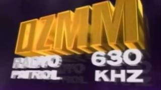 ABS-CBN DZMM Radyo Patrol 630 Station ID 1996