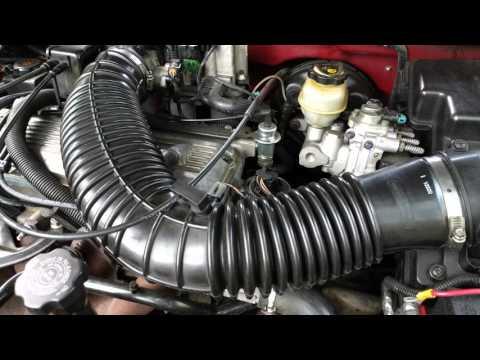 '96 Cavalier 2.2L mystery exhaust leak