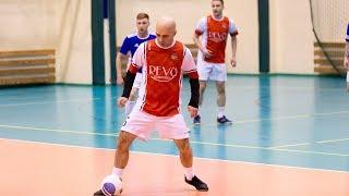 Nocna Liga Futsalu: Revo Cosmetics Olszewo-Borki - MMWM Ostrołęka