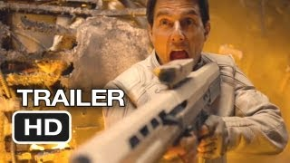 Oblivion Official Trailer  #2 (2013) - Tom Cruise, Morgan Freeman Sci-Fi Movie HD
