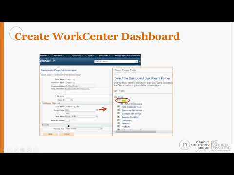 PeopleSoft WorkCenters - Manage Daily Tasks From One Page