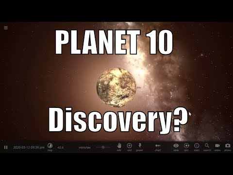 PLANET TEN?! Evidence of a New Planet In Our Solar System - June 2017