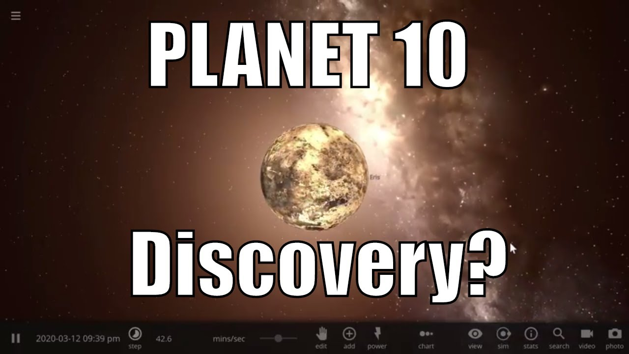 New Planet Discovered 2020 PLATEN?! Evidence of a New PlaIn Our Solar System   June