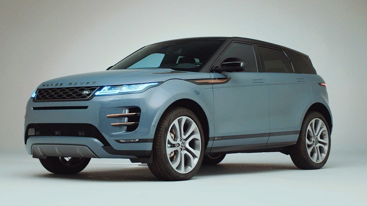 Land Rover >> FIRST LOOK: Range Rover Evoque 2019 | Top Gear - YouTube