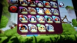 Angry Birds Star Wars #1: chơi thử games mới