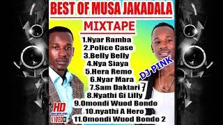 BEST OF MUSA JAKADALA MIXTAPE (DJ PINK THE BADDEST) musa jakadala