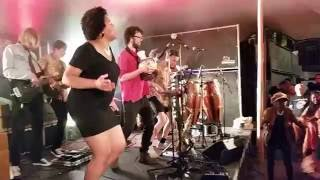 2016 Zitakula @ Jazz Festival Delft