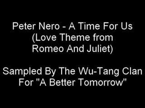 """Peter Nero - A Time For Us (""""A Better Tomorrow"""" Sample)"""