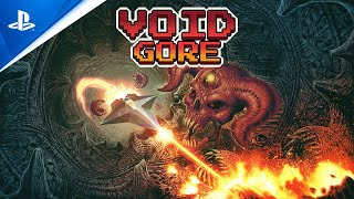 Void Gore - Launch Trailer | PS4