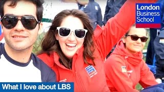 What I love about LBS | London Business School