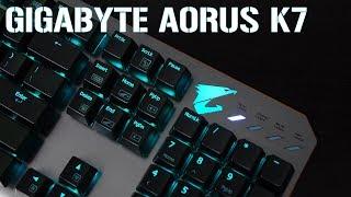 Gigabyte Aorus K7 Review + Sound Test [RO]