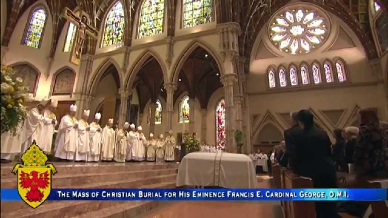 Cardinal Francis George Funeral Mass - 2015/04/22