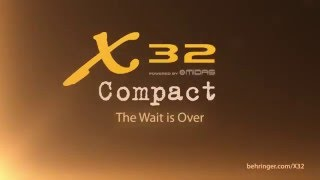 Behringer x32 compact. Russian manual. Инструкция на Русском языке.