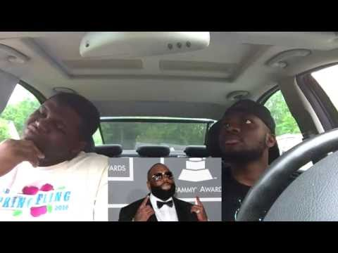 Rick Ross - Same Hoes REACTION