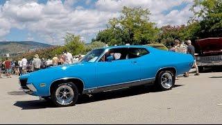 "2015 CLASSIC CAR SHOW: Vernon, B.C. -- Pt 2 -- """"Cool Classics"" Exiting Show"