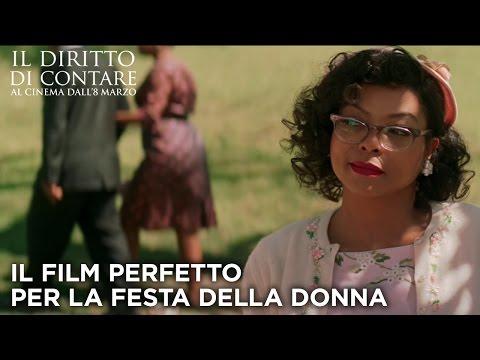 La festa delle donne 🌾   Il Diritto di Contare   20th Century Fox [HD]