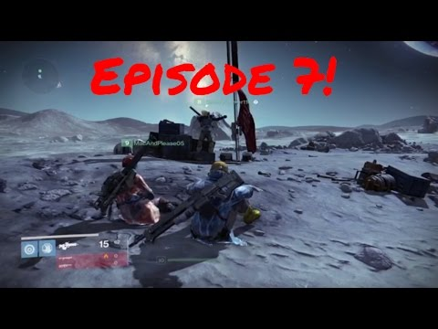 Destiny #7: ...One Giant Leap For Mankind!