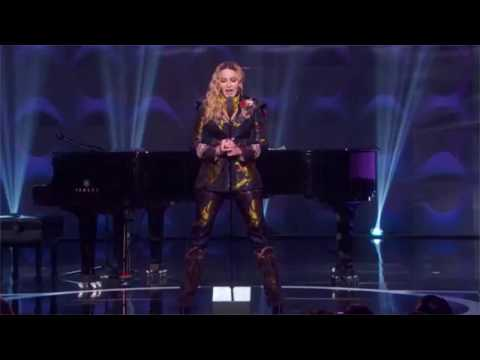 """""""Soyez sexy mais pas trop maligne"""": la leçon féministe de Madonna aux Billboard"""