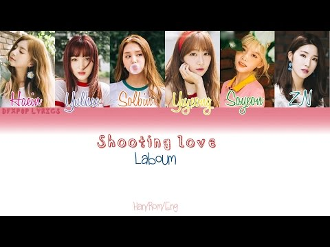 Laboum - Shooting Love [HAN/ROM/ENG] Color Coded Lyrics