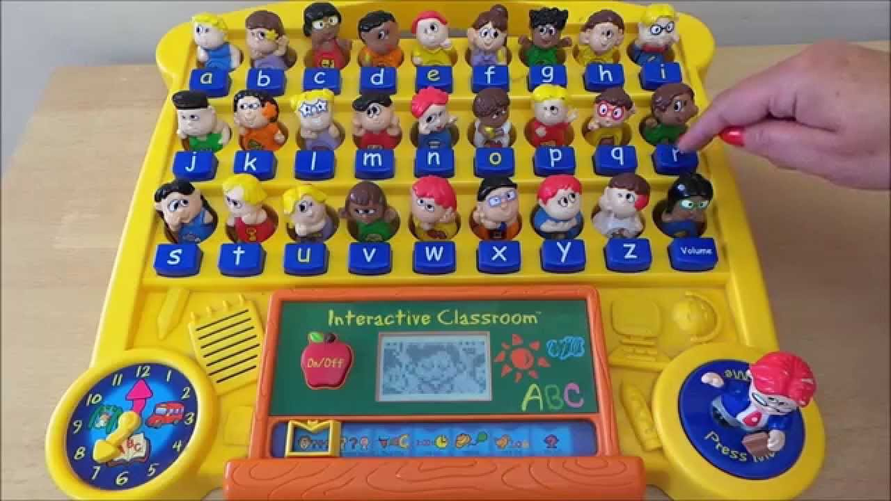 VTech Creativision Interactive Fun Classroom English School ...