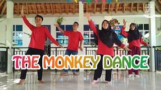 Download SENAM MONKEY DANCE UNTUK ANAK TK