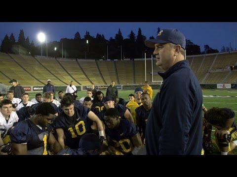 Cal Football Coach Sonny Dykes
