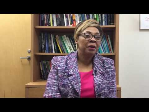 Mamie Parker Talks About the Importance of Mentoring