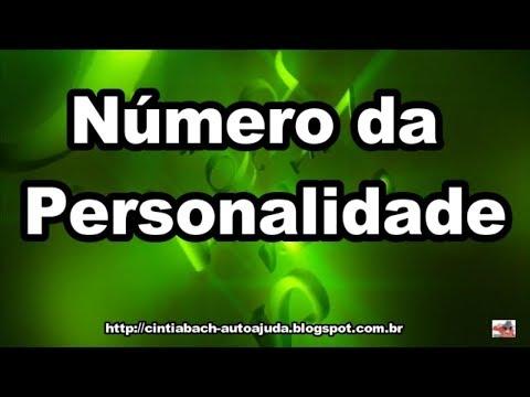 O número da Personalidade