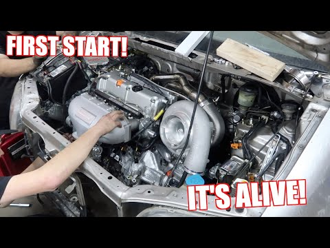 1000HP Minivan Is ALIVE!