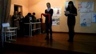 Хадак (Марина и Таня) 2014 год