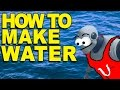 Unreal Engine 4  - Getting Started - Water