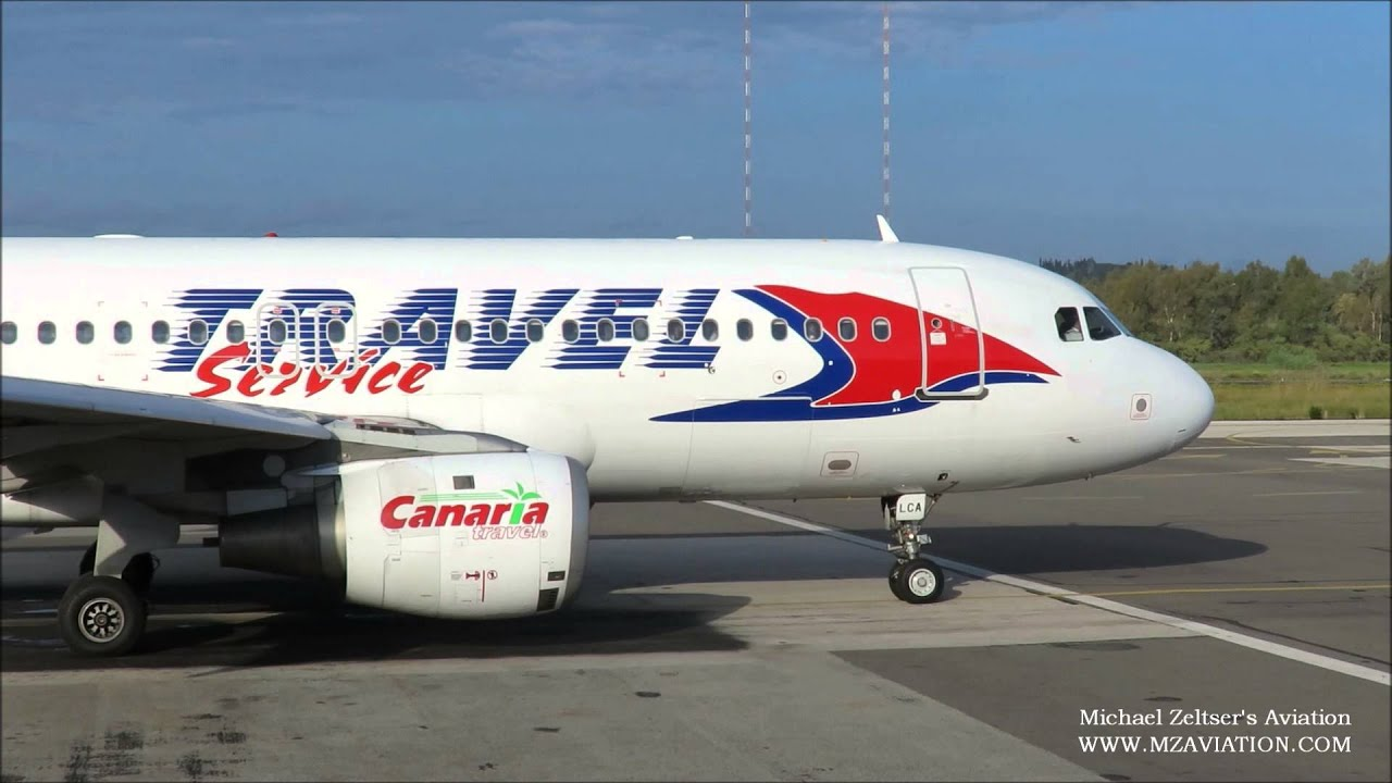 travel service airbus a320 landing takeoff from corfu rh youtube com Airbus A320 Design Airbus A319 Engines