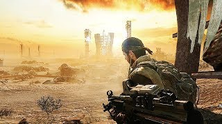 Destroying Russians Super Rocket Mission Call of Duty Black Ops PC Gameplay 1080p 60fps