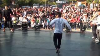 Cậu bé nhảy hiphop cưc đỉnh