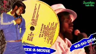 Eek A Mouse - Lonesome Journey  1981