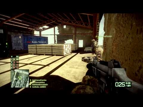 Bad Company 2 Panama Canal Engineer | Battlefield 3 News | Commentary (german/deutsch) | m4xfps