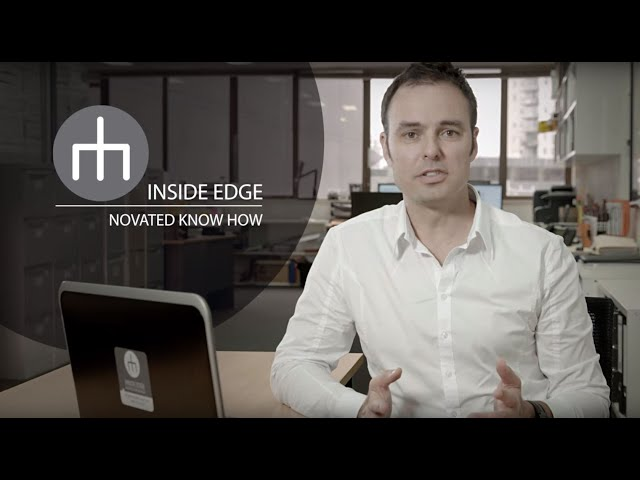 INSIDE EDGE - A 2-min summary into Novated Leases