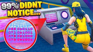 10 Secret Messages HIDDEN In Fortnite
