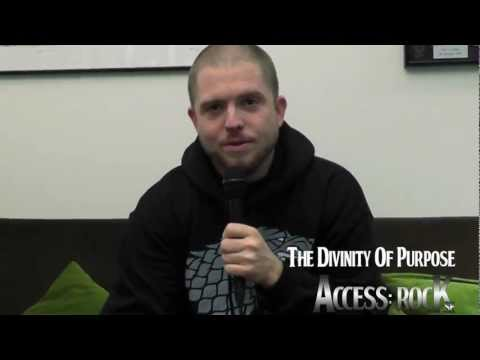 "Access: Hatebreed -Track-By-Track 8/11 ""The Divinity Of Purpose"" by Jamey Jasta"