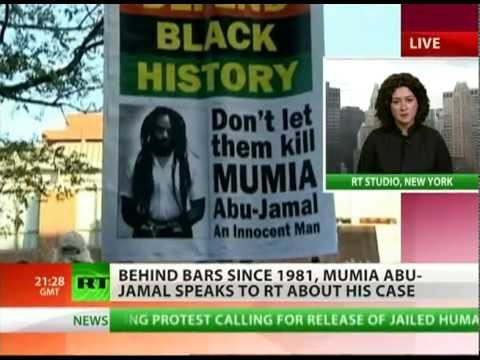 Mumia Abu-Jamal gives RT his first interview after escaping death row