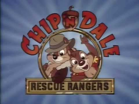 Rescue Rangers Theme [Upscaled HD]