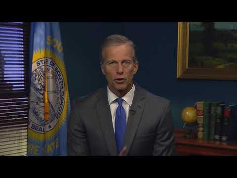 Senate-Passed Farm Bill Includes One Dozen Thune-Authored Provisions