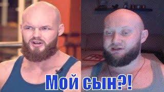 Дмитрий Варгунин Мой Сын?! Оставь насмешки над инвалидами!!!