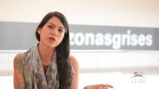 Centro León. Entrevista a Natalia Giraldo