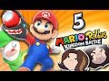 Mario + Rabbids Kingdom Battle: The Goings Get Tough - PART 5 - Game Grumps