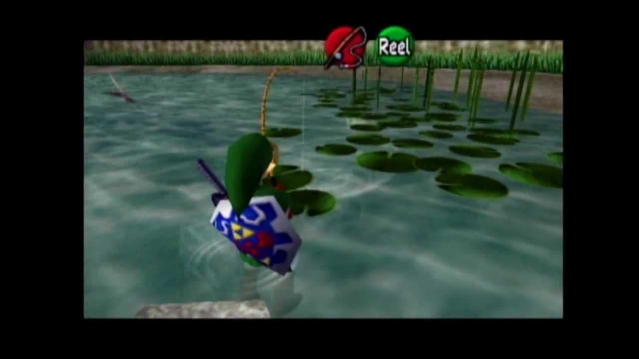 Fishing rods: fishing rod zelda ocarina of time.