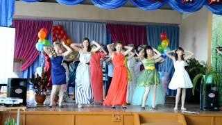 Наш Выпускной 2012) Танец